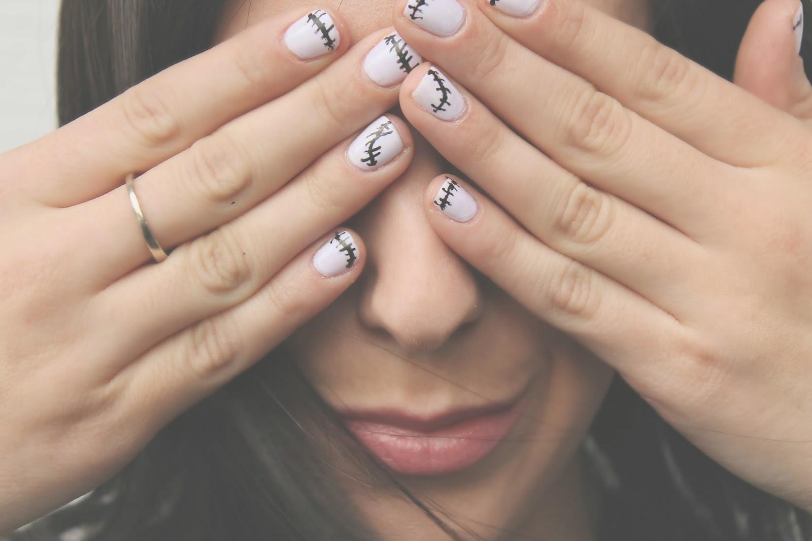 5 nail art fantastiche per Halloween!