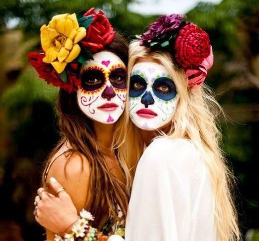 10 make-up per Halloween da provare subito