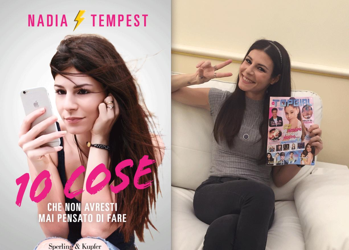 3 domande che non avresti mai pensato di fare a Nadia Tempest