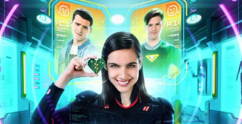 Io sono Franky: arriva l'adolescente androide!
