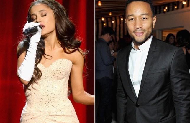 Ariana Grande e John Legend: il loro duetto per La Bella e la Bestia fa leggenda!