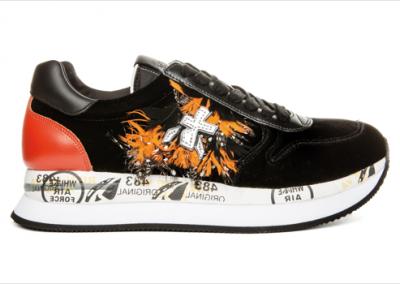 Sneaker con platform, Premiata