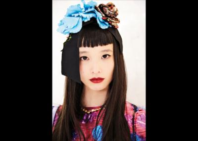 Beauty look dalla sfilata a Tokyo di Dolce&Gabbana