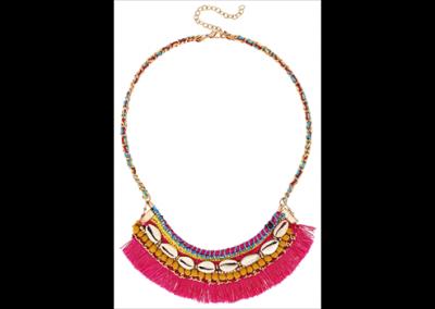 Collana tribal style, Bijou Brigitte