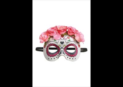Maschera di Halloween mexican style, H&M