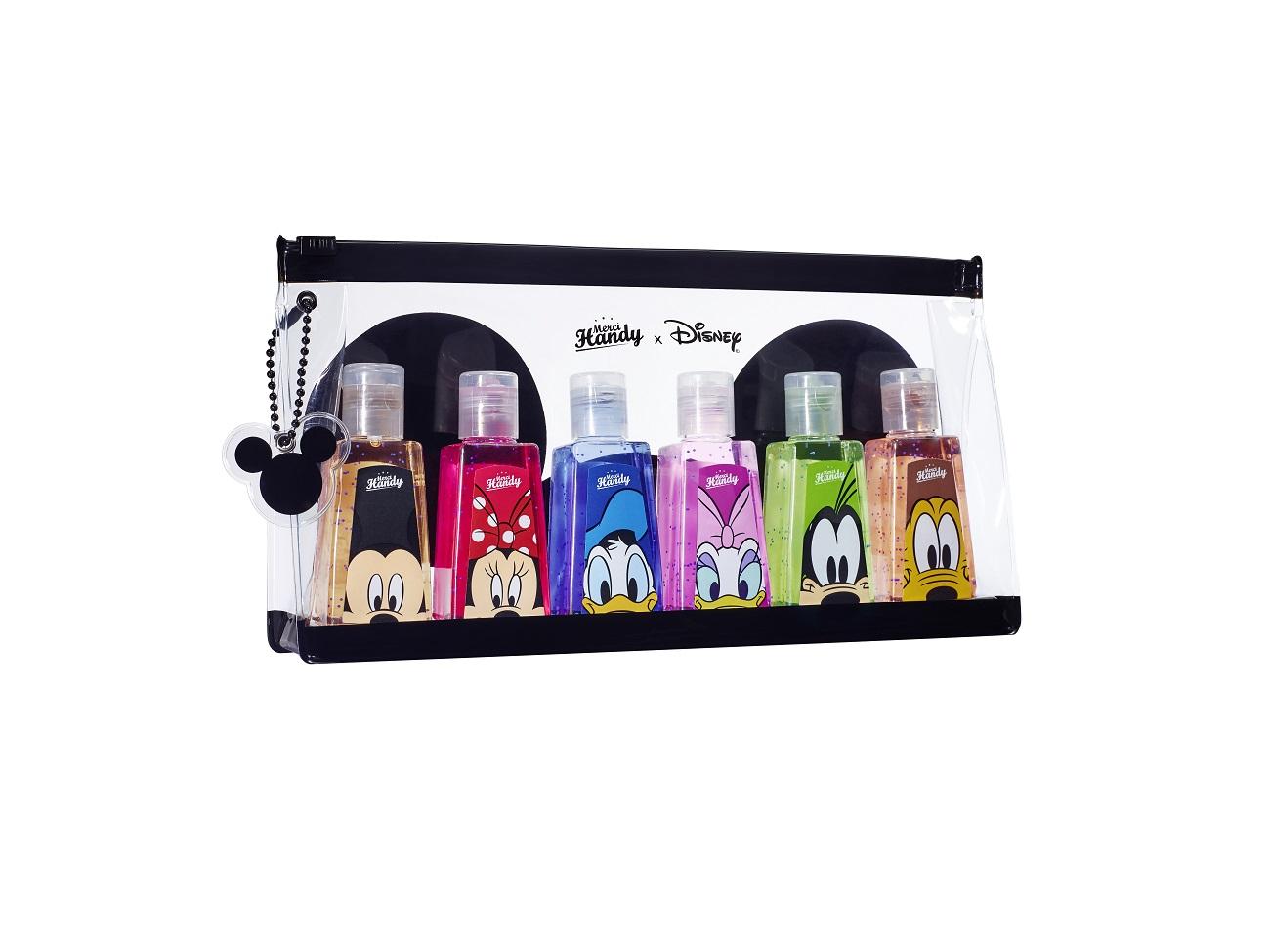 Kit di disinfettanti per mani, Merci Handy x Disney (in vendita da Sephora)