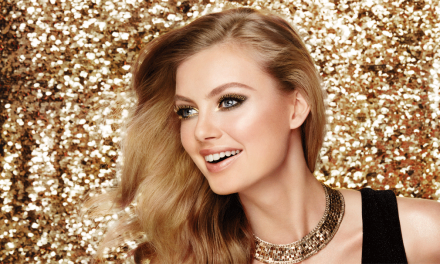 Beauty trend per le Feste: full metal make-up!