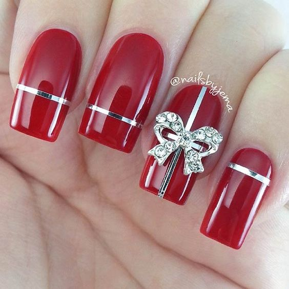 #8 Gift nails