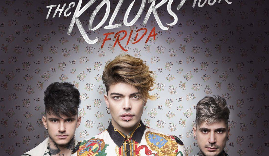 The Kolors: ecco le date del Frida Tour 2018