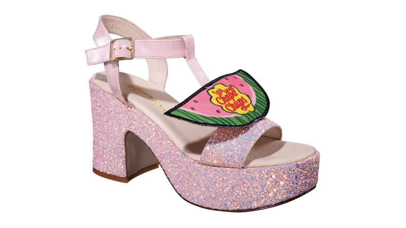 Sandalo glitter, Leo Design