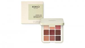 Palette di ombretti in edizione limitata GREEN ME di Kiko