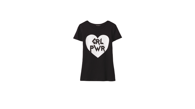 T-shirt, Terranova