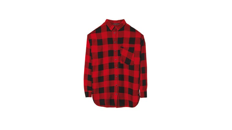 Maxi camicia, Terranova