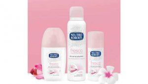 Deodoranti linea Monoi e Fresia, Neutro Roberts