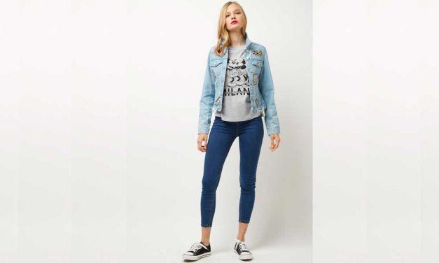7 modi per abbinare il giubbino jeans