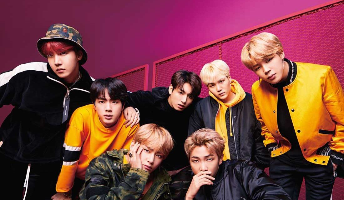 BTS: esce Face Yourself, il loro nuovo album cantato in giapponese
