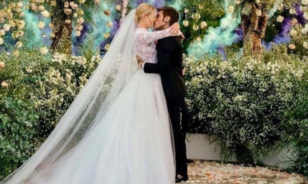 3 ispirazioni fashion dal matrimonio di Chiara Ferragni e Fedez
