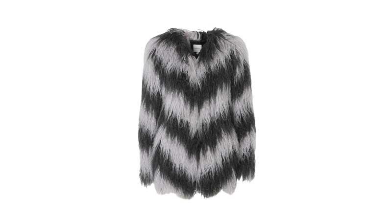 Giacca faux fur,Silvian Heach