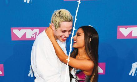 Ariana Grande: finita la storia d'amore con Pete Davidson