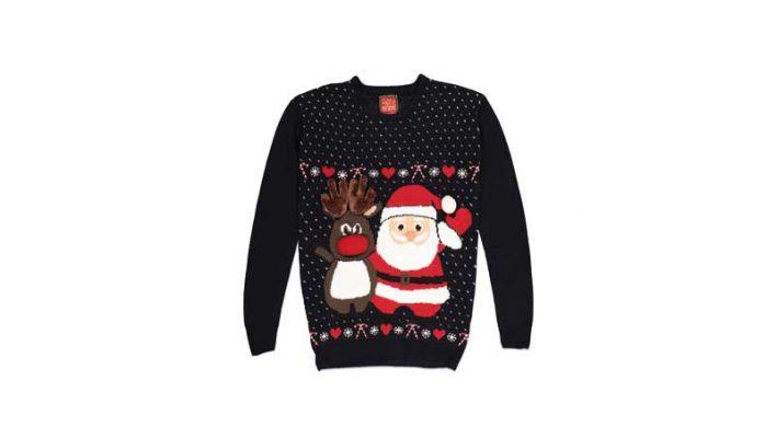 vasta selezione di 76b72 85b66 10 maglioni natalizi (molto cool e poco ugly) da indossare ...