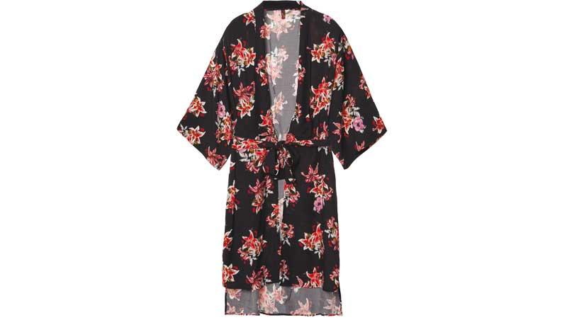 Vestaglia kimono, Intimissimi