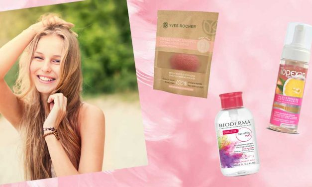 Sos beauty: come detergere la pelle la mattina