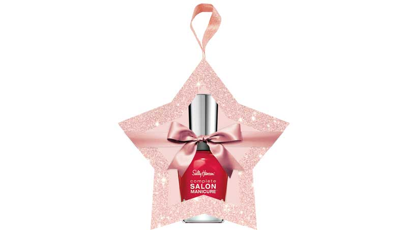 Merry Red Star Collection, Sally Hansen