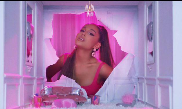 Ariana Grande: tracklist e cover di Thank U, Next
