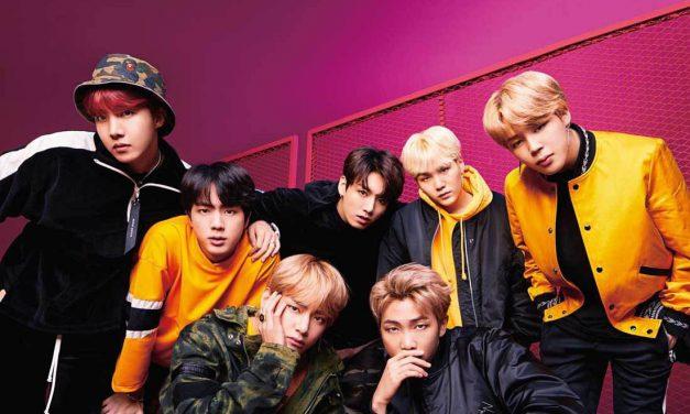 BTS: esce il 21 febbraio il libro BTS – Icone del K-Pop