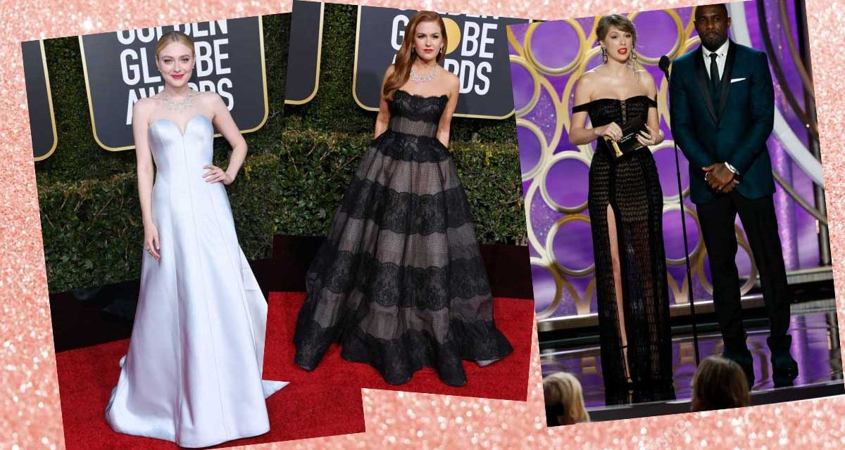 Golden Globes 2019: 10 outfit che dettano i fashion trend per il nuovo anno