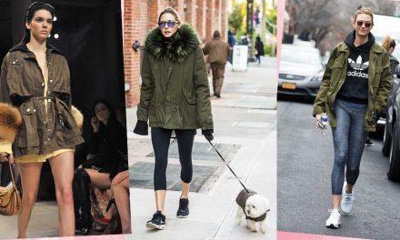 Tendenze moda 2019: è parka mania