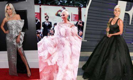 Lady Gaga: una stella anche in fatto dilook