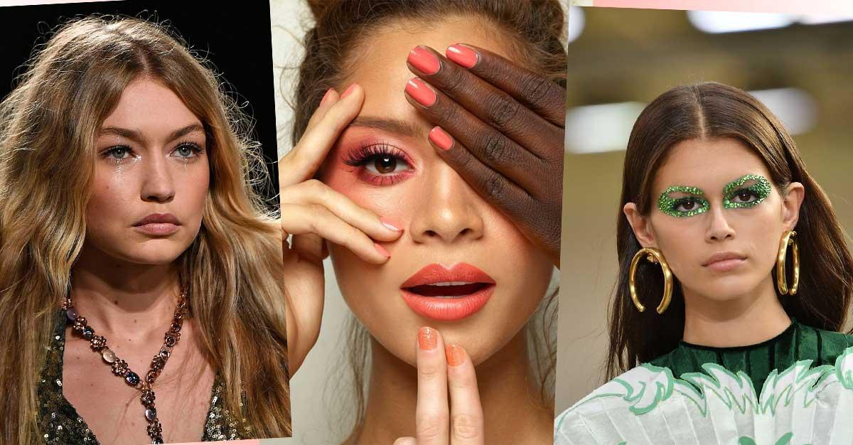 Make-up primavera 2019: i trend più amati su Pinterest