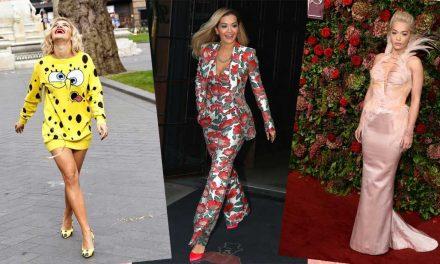Rita Ora: la pagella dei suoi look