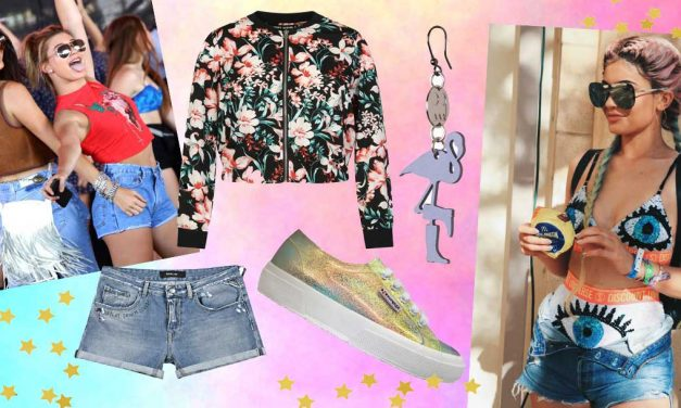 Coachella style: 10 must have da avere nell'armadio