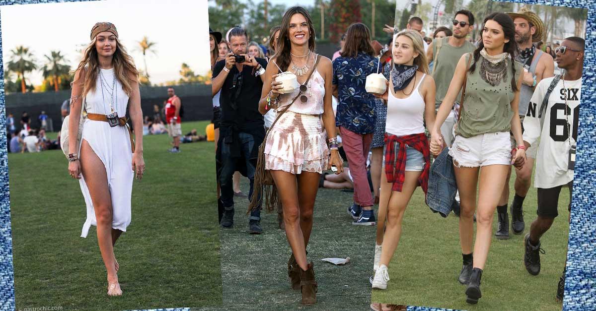 Coachella style: 10 outfit dal festival musicale più atteso dell'anno