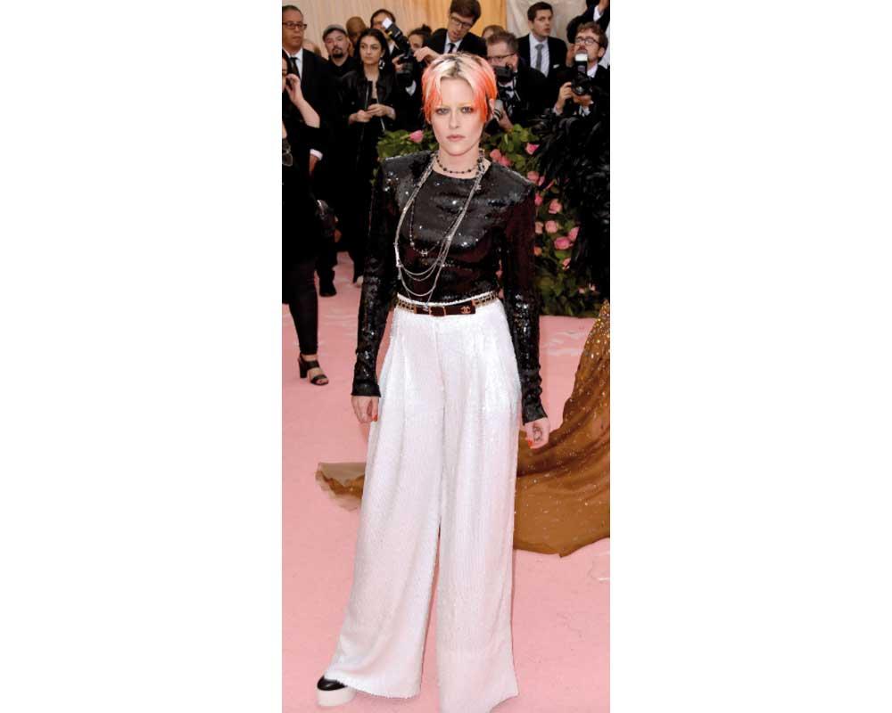 Kirsten Stewart in Chanel
