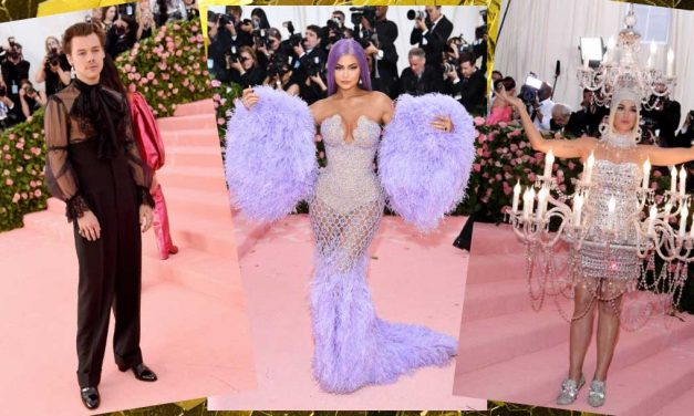 Met Gala 2019: i look più spettacolari ed irriverenti