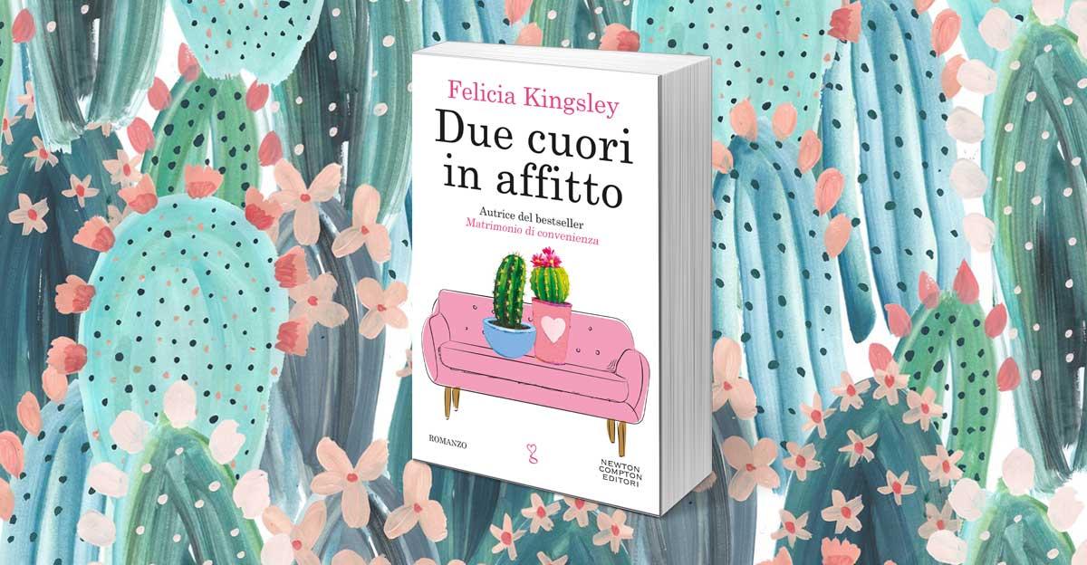 Due cuori in affitto: arriva il romanzo più romantico dell'estate