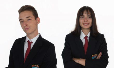 IL COLLEGIO: chi sono Chiara e Andrea, le due new entry