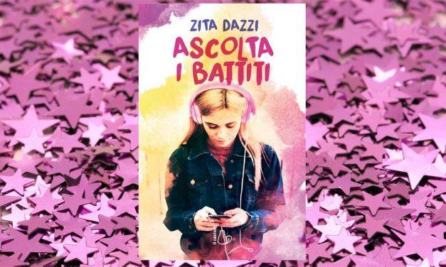 Ascolta i battiti: il romanzo di Zita Dazzi si legge a ritmo trap