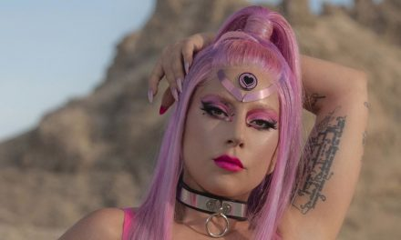Guarda qui la cover di Chromatica, nuovo album di Lady Gaga