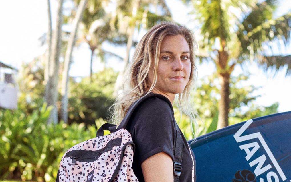 La collezione della surfer Leila Hurst  per Vans