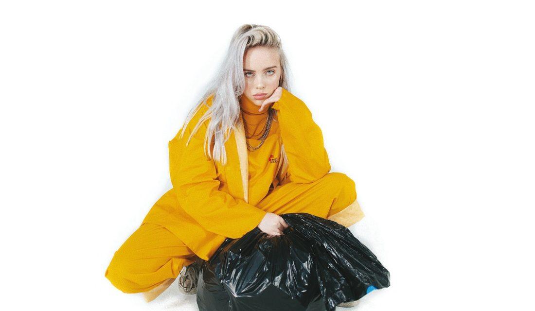 Billie Eilish da record con il video di My Future, il nuovo singolo