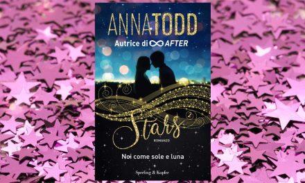 Stars 2, arriva il nuovo romanzo di Anna Todd e l'autrice incontra le lettrici italiane in videochat