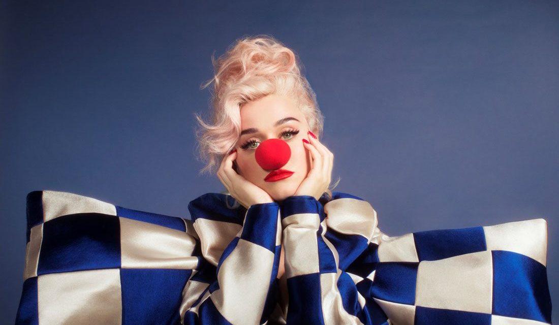 Smile, svelata cover e titolo del nuovo album di Katy Perry