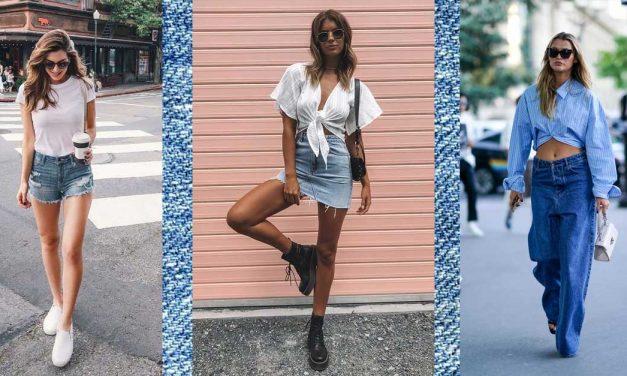 Jeans estate 2020: 5 denim look da indossare nei mesi caldi