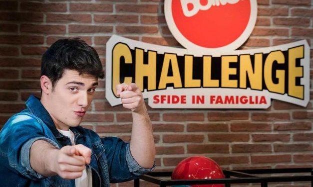 Tommaso Cassissa conduce Boing Challenge