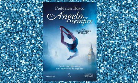 """Intervista a Federica Bosco, autrice di """"Un angelo per sempre"""", ultimo attesissimo capitolo della serie dell'angelo"""