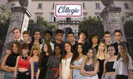 Il collegio 5: conosciamo tutti i ragazzi